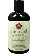 Sliquid Oceanics Organic Intimate Water Based Lubricant...