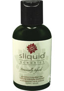 Sliquid Oceanics Botanically Infused Lubricant 4.2oz